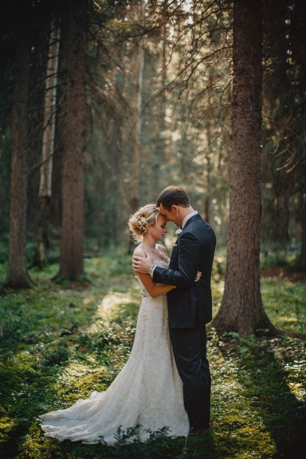 Glamorous Wedding At Fairmont Banff Springs Hotel Junebug Weddings