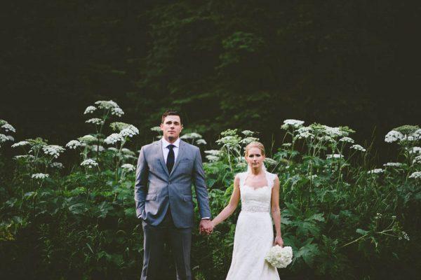 Island lake lodge fernie wedding venues