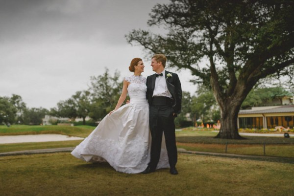 Lavish Traditional Wedding At The New Orleans Country Club Junebug Weddings