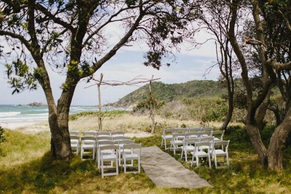 Rustic Beach Wedding Australia Van Middleton 5 Of 34