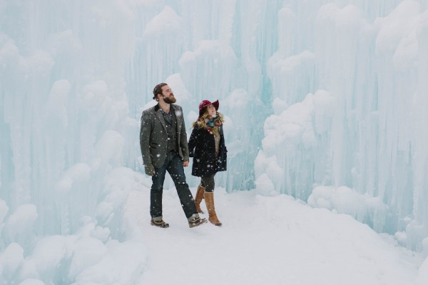Snowy-Couple-Session-Ice-Castles-New-Hampshire-Darling-Photography (12 of 20)