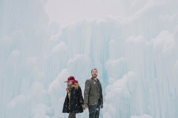 Snowy-Couple-Session-Ice-Castles-New-Hampshire-Darling-Photography (13 of 20)