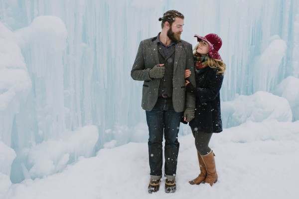 Snowy-Couple-Session-Ice-Castles-New-Hampshire-Darling-Photography (15 of 20)