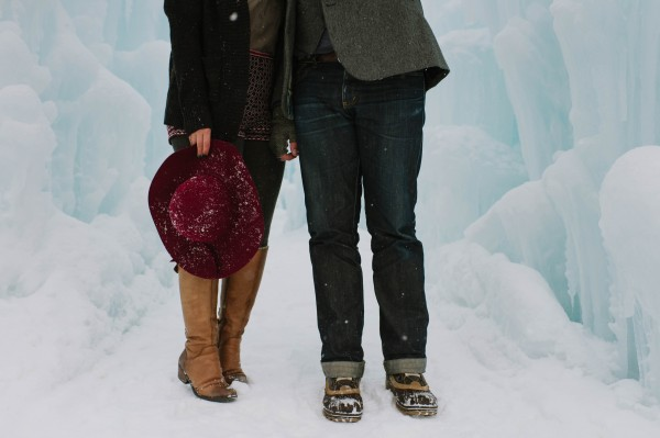 Snowy-Couple-Session-Ice-Castles-New-Hampshire-Darling-Photography (17 of 20)