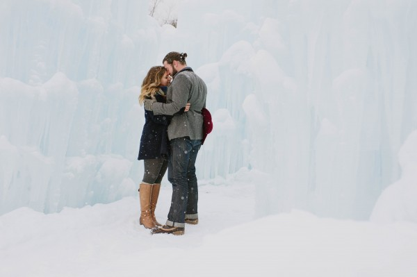 Snowy-Couple-Session-Ice-Castles-New-Hampshire-Darling-Photography (7 of 20)