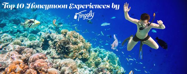 Top 10 Honeymoon Experiences by Tinggly