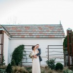 Great Gatsby Style Wedding at the Barr Mansion
