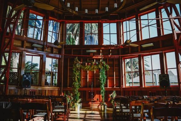 California Hipster Wedding At Sunnyside Conservatory