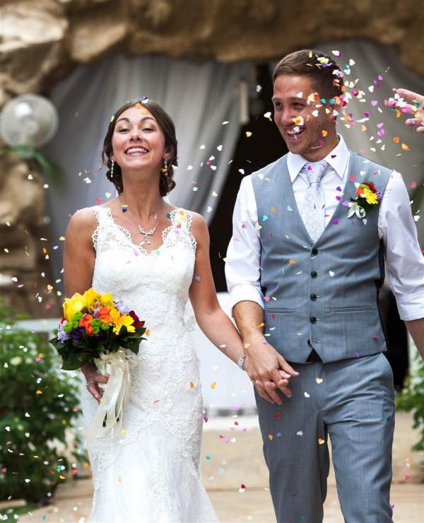 Glamorous Destination Wedding at Olympic Lagoon Resort | Junebug ...