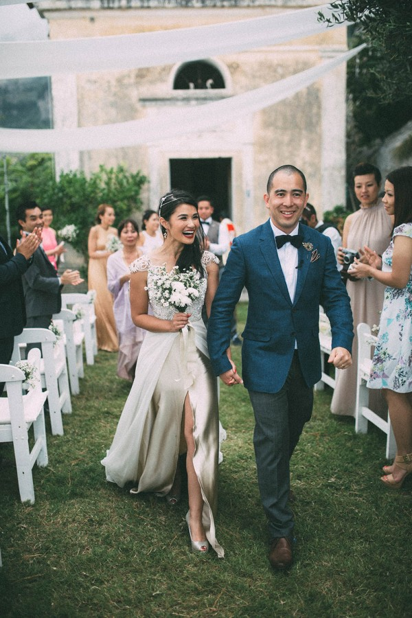 italian outdoor glamorous italy weddings traditions bug gold kase stina junebugweddings ceremony june bridal moments