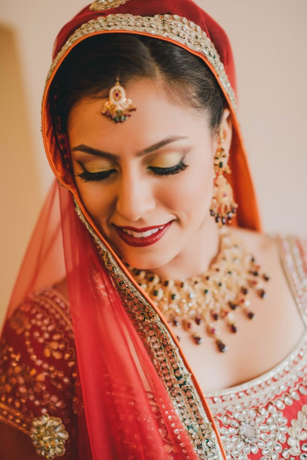 Gorgeous Indian Wedding The Dolce Hayes Mansion Sarah