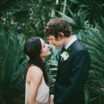 Intimate Wedding at Ann Norton Sculpture Gardens