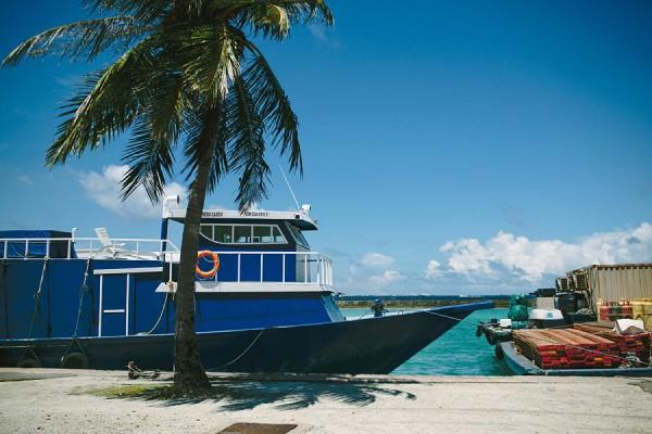 Honeymoon Decoration In Maldives : Luxurious Maldives Wedding  Junebug Weddings