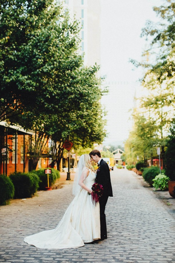 New Orleans Inspired Wedding at The Chicory | Junebug Weddings
