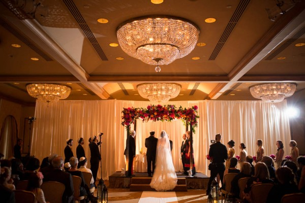 Pink And Yellow Wedding At Rittenhouse Hotel 17 Of
