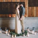 Vintage Wedding Inspiration at Bernal Gulnac Joice Ranch