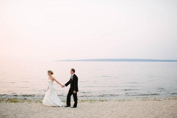 Bay Harbor, MI Wedding Photography - Taylor & Brian - © Dan Stewart Photography