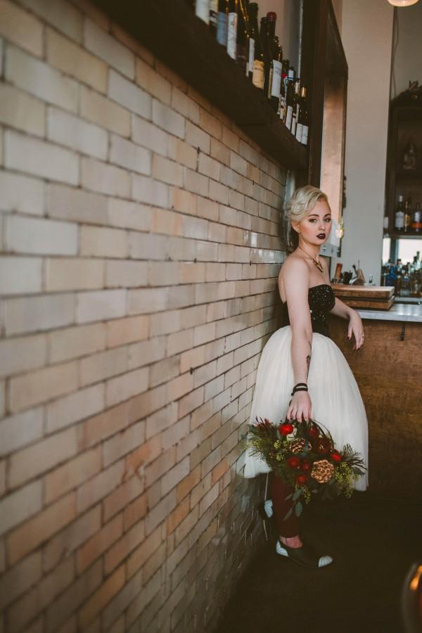 Awesome Surprise Proposal At Bar Marco Junebug Weddings