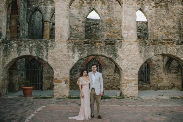 Gorgeous Engagement At The Argyle In San Antonio Junebug