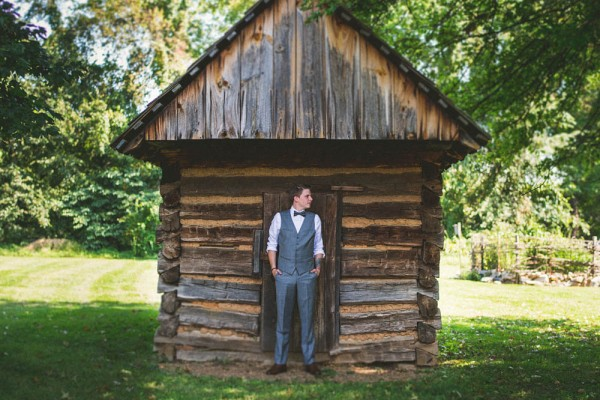 Southern Wedding At Tipton Haynes Historic Site