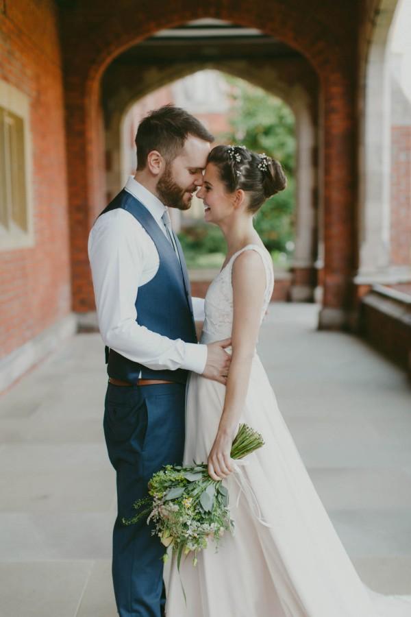 Sweet Northern Irish Wedding By Paula O Hara Junebug Weddings