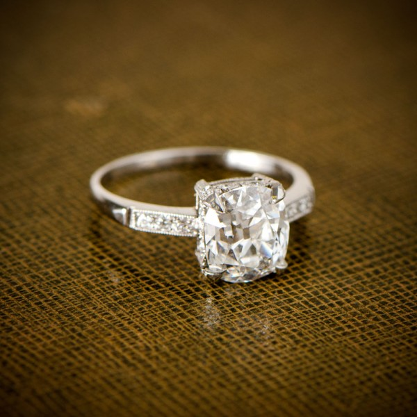 10 Vintage Engagement Ring Styles You Will Love Junebug