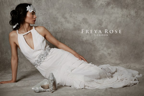 8a921c2b98a Couture Wedding Shoes and Accessories from Freya Rose
