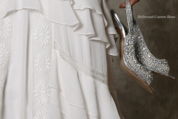 37eecdd8740f Couture Wedding Shoes and Accessories from Freya Rose