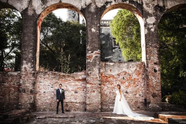 Mexican Hacienda Wedding