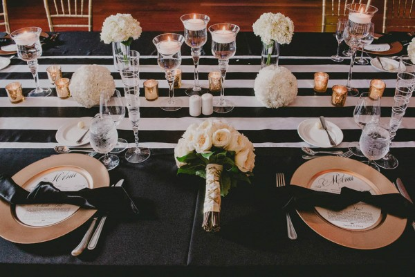 Black and White Wedding at the Coral Gables Country Club | Junebug ...