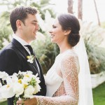 Modern Classic Wedding at The Parker Palm Springs