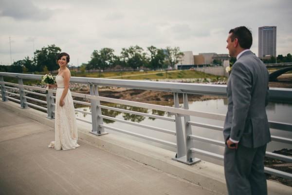 Modern Vintage Wedding Columbus Ohio Jessica Love Photography