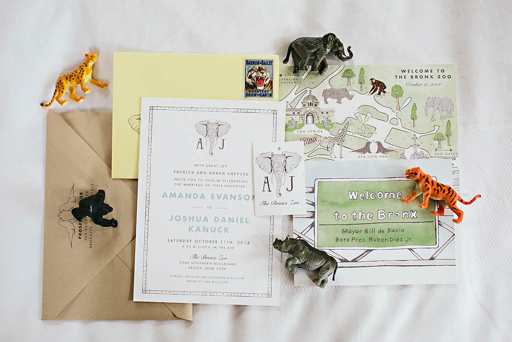 Quirky Cool Bronx Zoo Wedding Junebug Weddings Pantai Inn Is San Go
