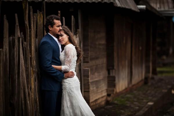 Romantic Post Wedding Shoot At San Juan Parangaricutiro