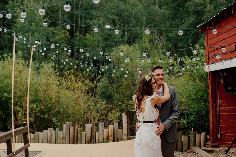 Rustic Southwestern Wedding In Golden Gate Canyon State