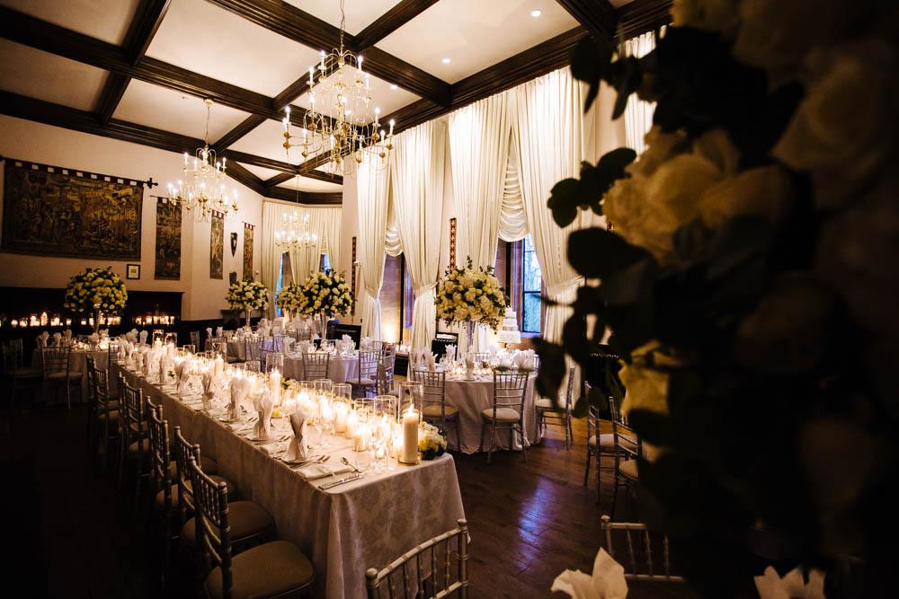 silver and ivory wedding at peckforton castle junebug weddings