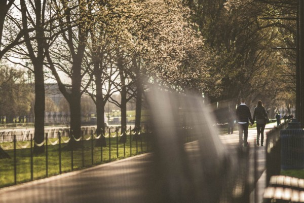 Surprise Proposal And Engagement Shoot In Washington Dc