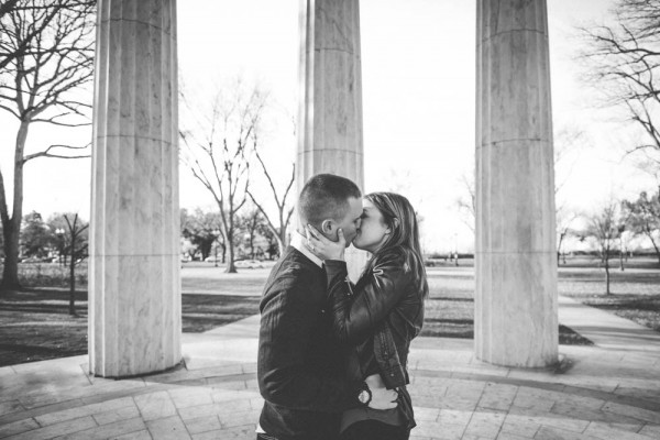 Surprise proposal and engagement shoot in washington dc for Surprise engagement photo shoot