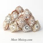 Meet Moissy.com and Enter to Win Charles & Colvard Forever Brilliant Moissanite Earrings