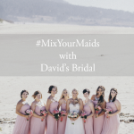 #MixYourMaids with David's Bridal