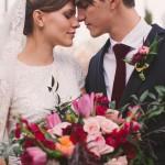 Botanical Inspired Wedding at Sun River Gardens