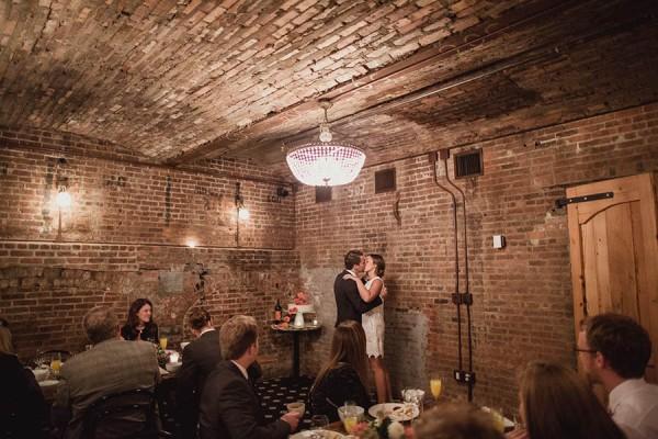 Chic Wythe Hotel Wedding Brooklyn Shaun Menary Photography