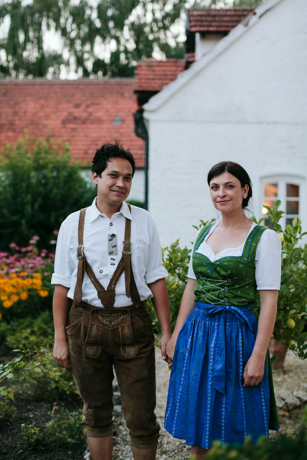 German Countryside Wedding At Gut Sedlbrunn