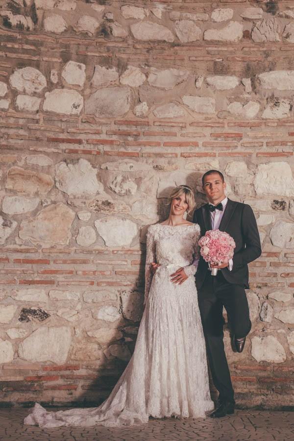 Traditional Wedding Le Merin Lav Split Dtstudio