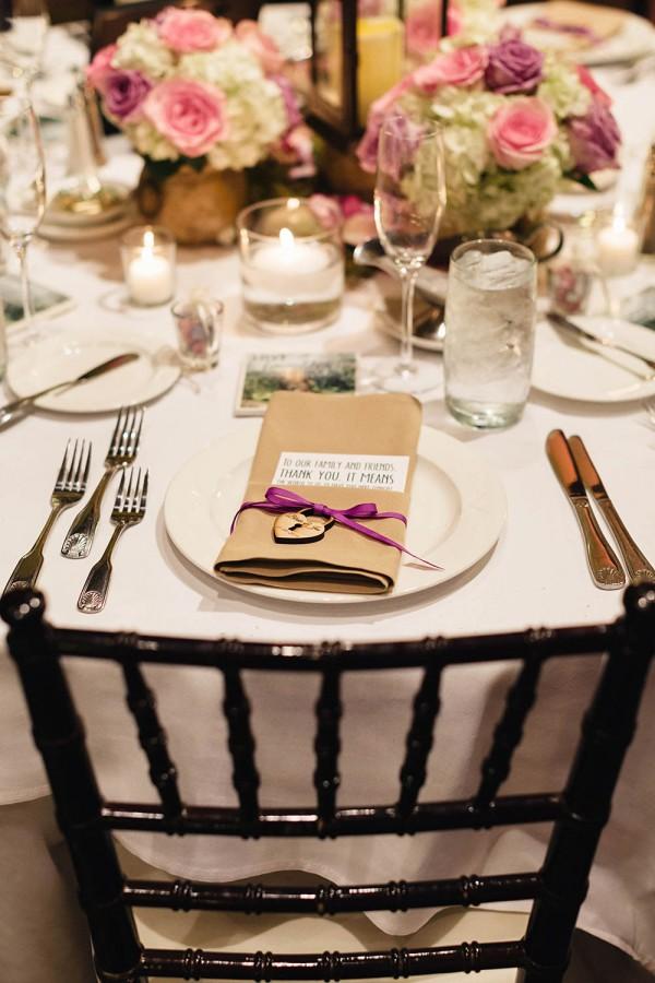 Shades Of Pink Wedding At Don Shulas Hotel