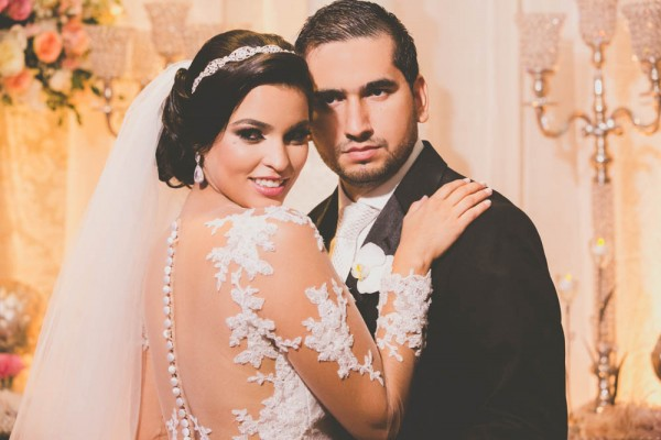 Elegant Glamorous And Clic Jessika André S Traditional Wedding In Brazil Was An Unforgettable Day The Bride Wore A Gorgeous Acimar Gasolli Gown