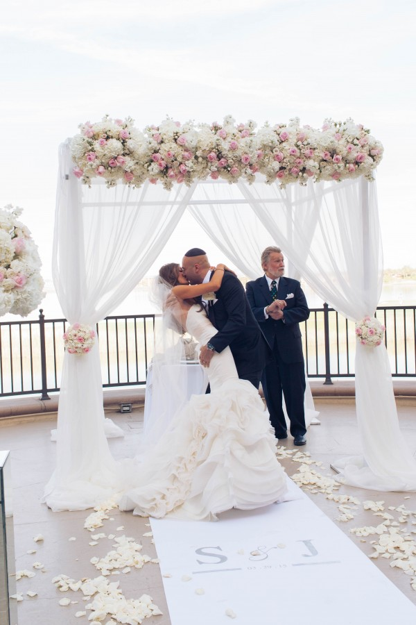 White And Ivory Wedding At The Westin Lake