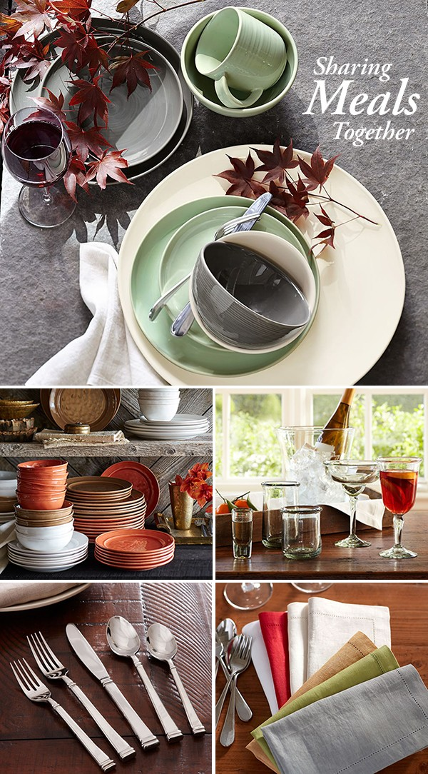 Creating Your First Home With Pottery Barn 500 Gift