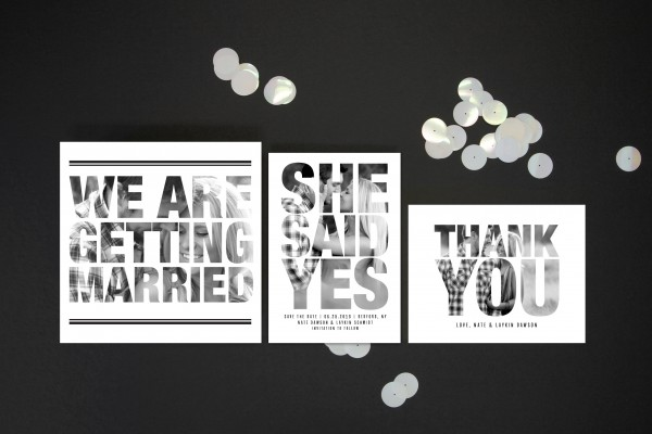 Wedding Invitations And Save The Dates From Basic Invite