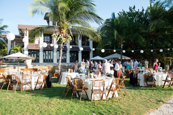 Clic Costa Rican Wedding At Pacifico Beach Club